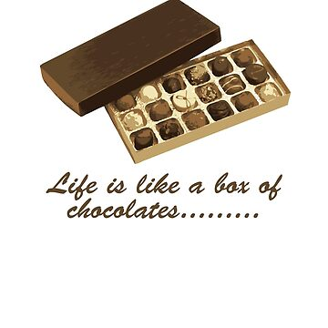 Life is like a box of chocolates..... by mitchpascoe