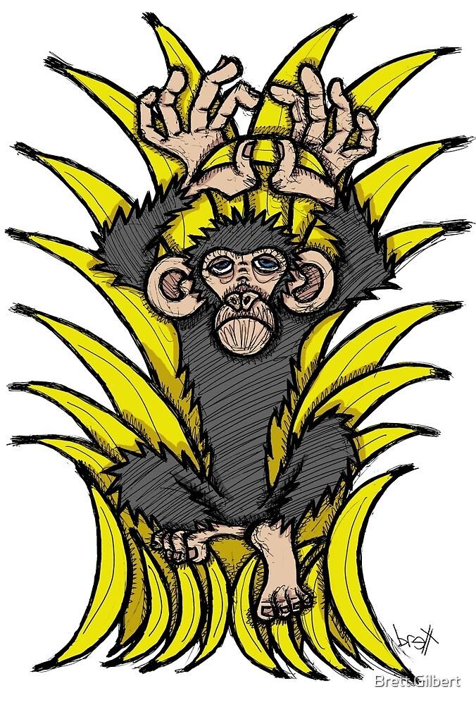 Game of Bananas by Brett Gilbert