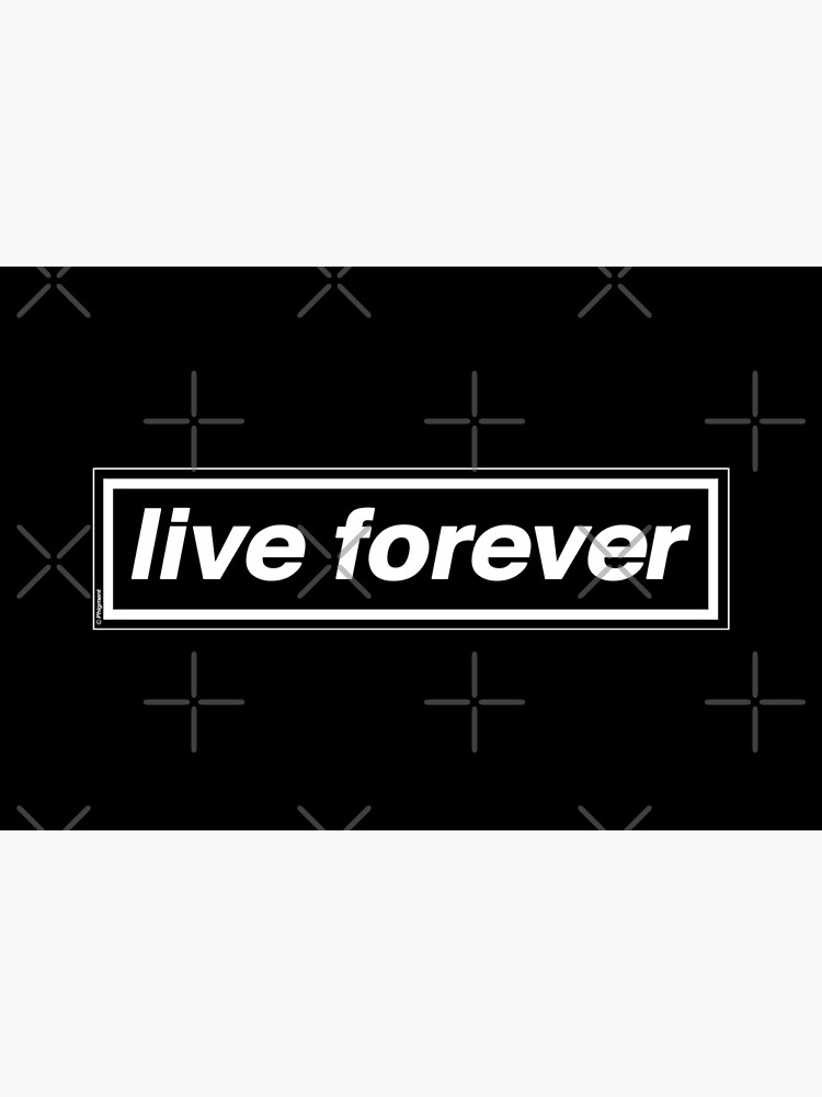 Live Forever [THE ORIGINAL & BEST!] - OASIS Band Tribute - MADE IN THE 90s by phigment-art