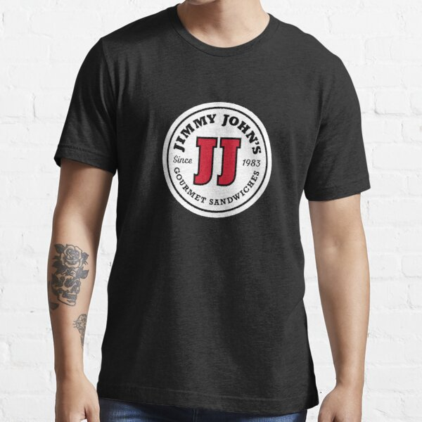 Best Seller - Jimmy Johns Logo Camiseta esencial