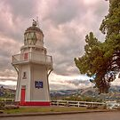 SHORT LIGHTHOUSE by Lynden