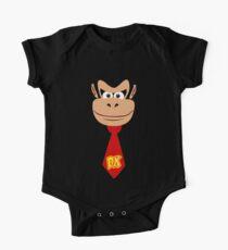 Monkey Kong One Piece - Short Sleeve