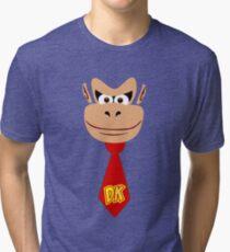 Monkey Kong Tri-blend T-Shirt