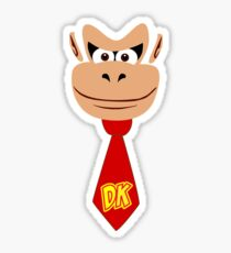 Monkey Kong Sticker