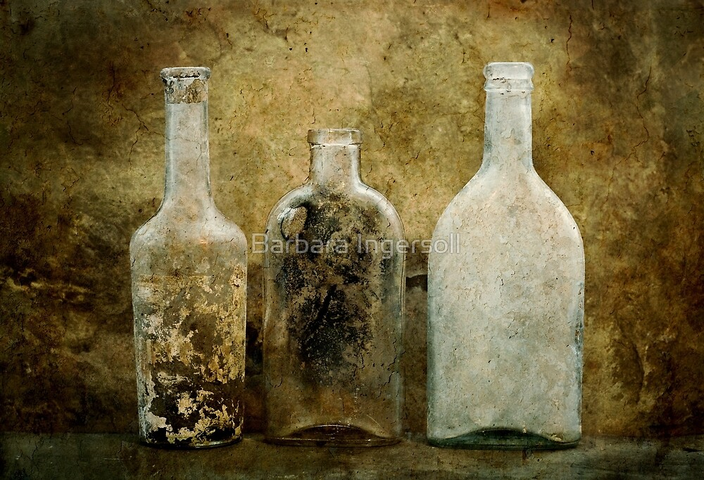 Dirty Bottles by Barbara Ingersoll