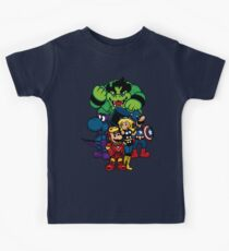 Mushroom A Kids Clothes