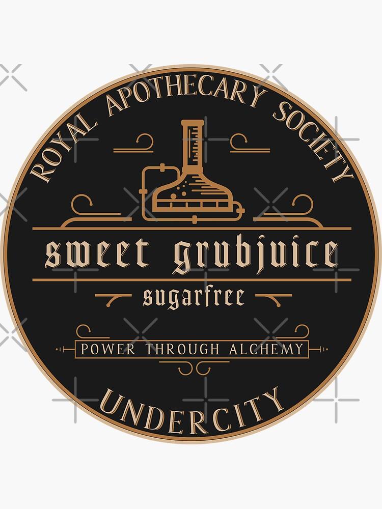 sweet grubjuice von brainbubbles