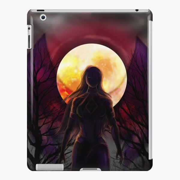 Dark and the Sword Cover iPad Snap Case
