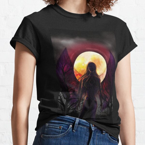 Dark and the Sword Cover Classic T-Shirt