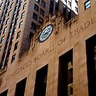 Board of Trade Building - Chicago, USA by William Dyckman