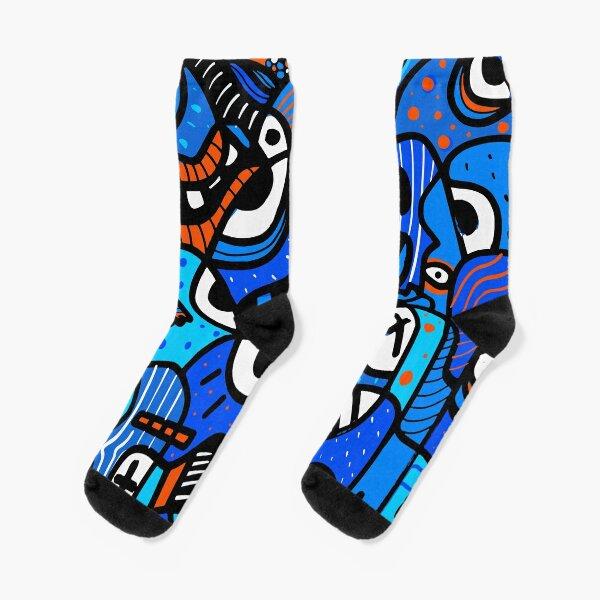 Midnight Mood Socks