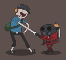 Adventure Team Fortress 2
