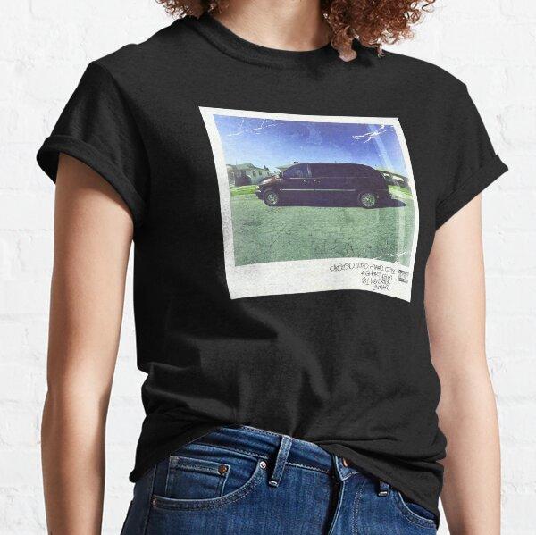 Kendrick Lamar Mahd City Classic T-Shirt
