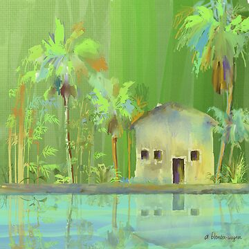 Tropical Hideaway by awagner