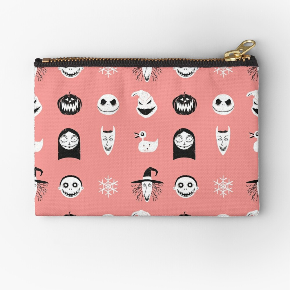 This is Halloween Zipper Pouch