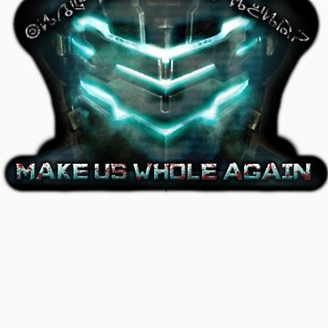Make Us Whole Again Sticker by JoeyJojosWkyTrp
