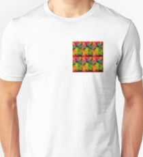 Mirrored Pears Unisex T-Shirt