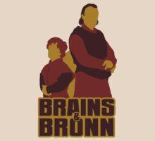 Brains & Bronn
