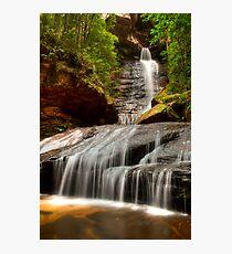 Empress Falls - NSW Australia Photographic Print