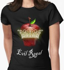 Evil Regal OUAT Tee Women's Fitted T-Shirt