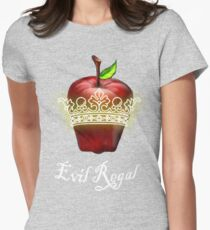 Evil Regal OUAT Tee Womens Fitted T-Shirt