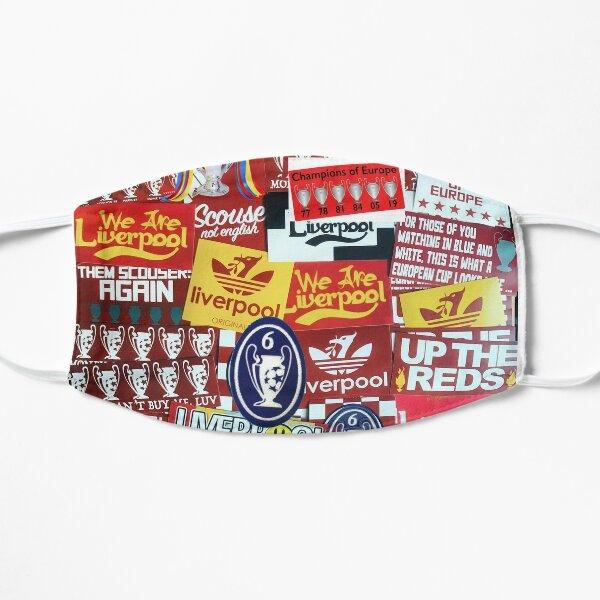 Liverpool 6 x Winner Multi Sticker Artists Impression Mask