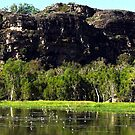 The magic of Arnhem Land - Mt Borradaile by georgieboy98