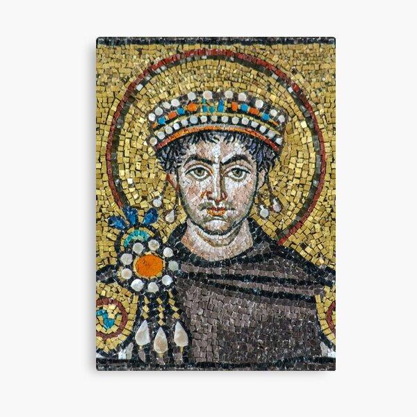 Justinian Canvas Print