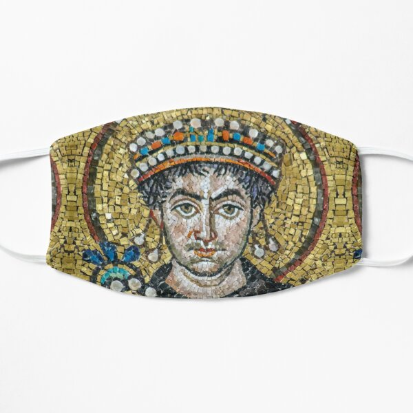 Justinian Flat Mask