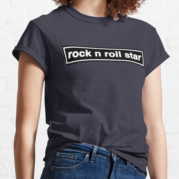 Rock n Roll Star - OASIS Band Tribute - MADE IN THE 90s Classic T-Shirt
