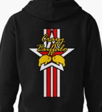 Street Fighter IV Boxer - Crazy Buffalo (Stars & Stripes) Pullover Hoodie