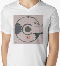 Minidisc RIP Mens V-Neck T-Shirt