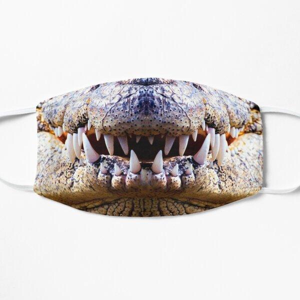 Bouche de crocodile Masque sans plis