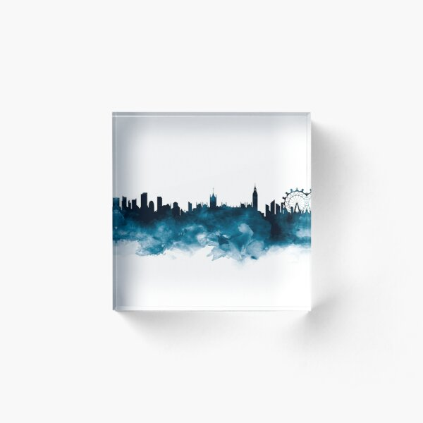 London Acrylic Block