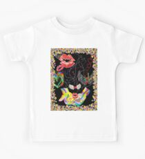 ASL THROWING KISSES and I LOVE YOUs Kids Tee