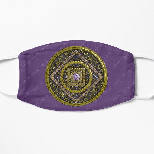 Sagittarius Mandala Mask