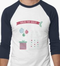 """Dalek the halls"" Christmas Design T-Shirt"