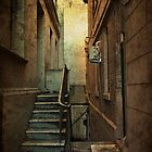 Forgotten Alley by Barb Leopold