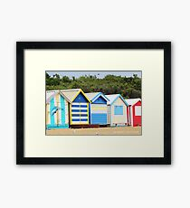 Colourful Framed Print