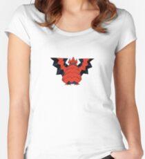 Batsy Crabbitz Women's Fitted Scoop T-Shirt