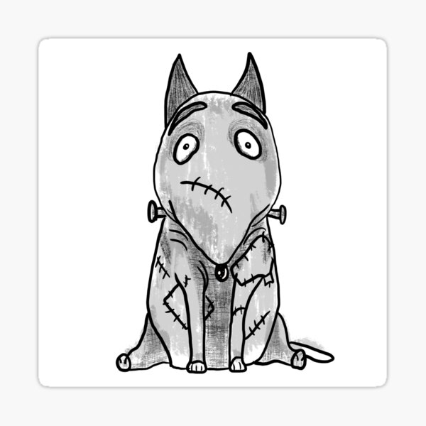 Frankenweenie Stickers Redbubble