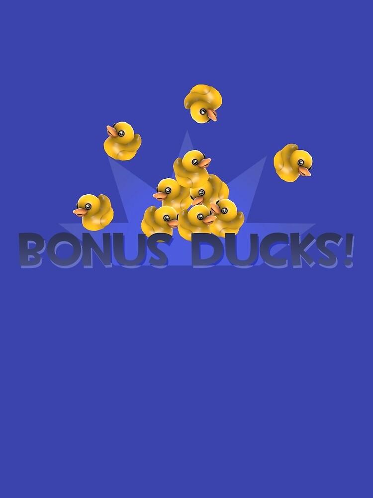 Team Fortress 2 - Bonus Ducks! (Blue) by drakonisvaughan