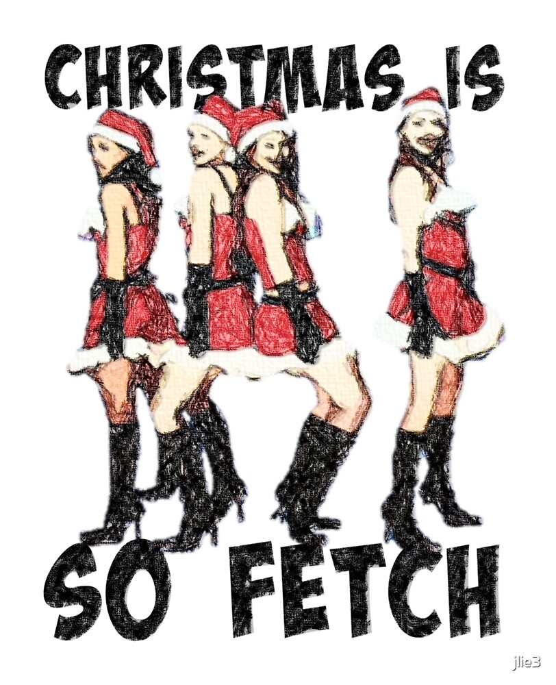 Christmas Is So Fetch by jlie3