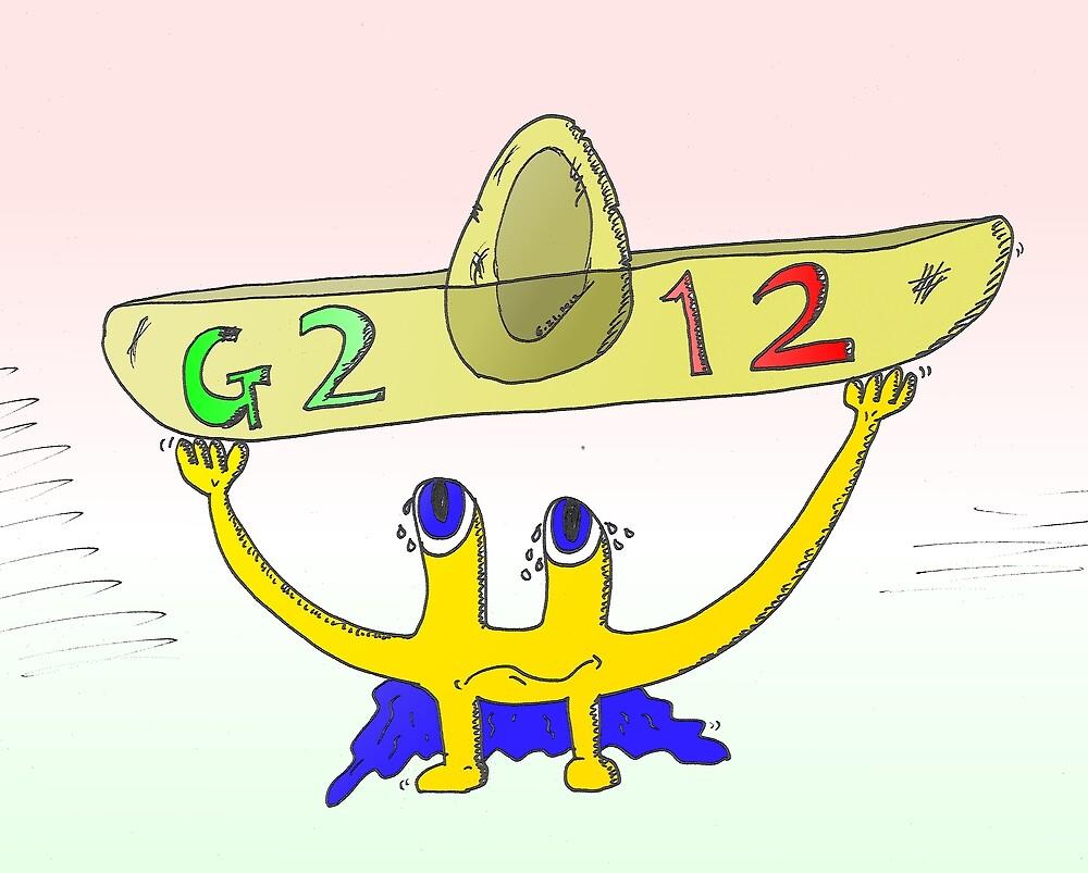 Euroman le star du G2012 au Mexique by Binary-Options