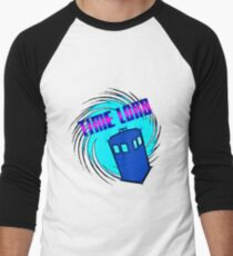 Dr Who - Time Lord Men's Baseball ¾ T-Shirt