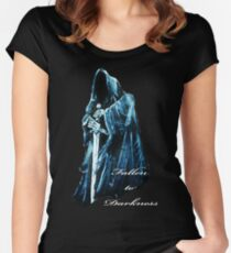 Fallen to Darkness Women's Fitted Scoop T-Shirt