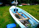 Old & Worn Boat by Chris Goodwin