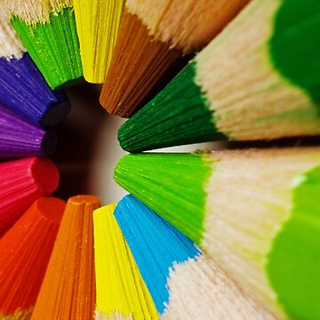 Colouring Pencils by nickmartin