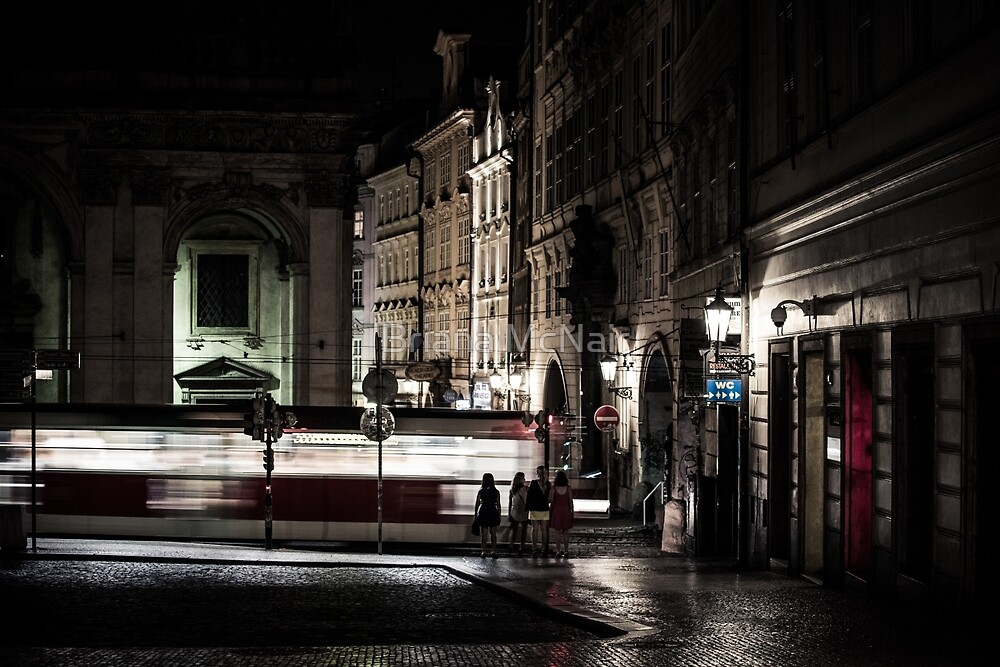 A Night in Prague by Briana McNair