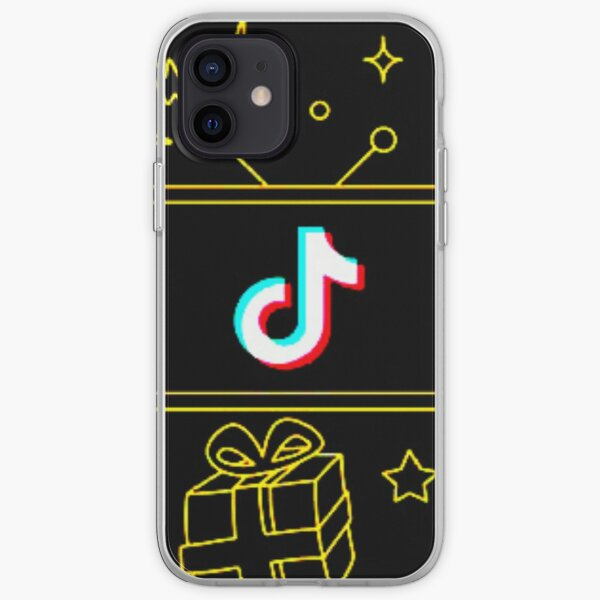 TIK TOK APP Coque souple iPhone